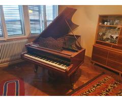 J.B Streicher & Sohn in Wien klasszikus antik zongora