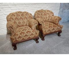 Legyezős fotel pár