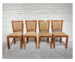 Art-deco szék 4 db