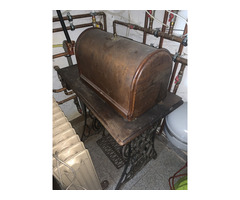 Antik Singer varrógép