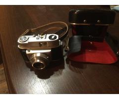 Beriette tökéletes, karcmentes, 1-2x használt fényképezőgép
