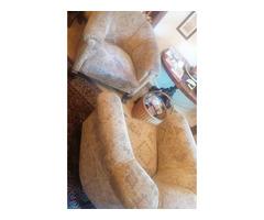 Oroszlánkörmös fotel, 2db.eladó