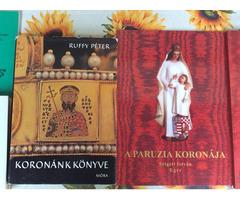 Szent Korona könyvek