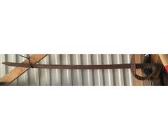 1904 M. lovassági kard