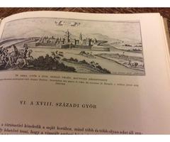 Győr városépítészete