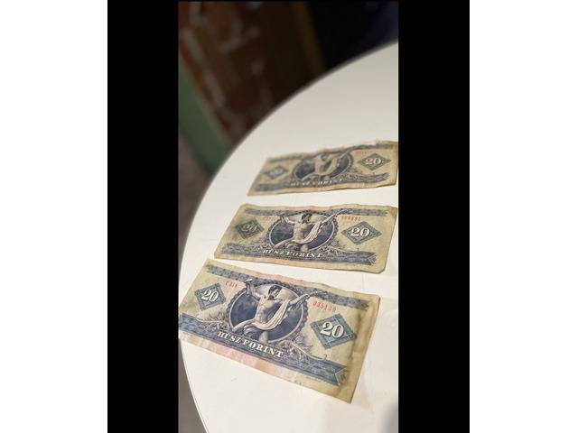 20 forint 1980. Évi